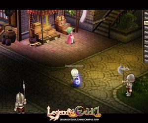 Legend of Edda Chat