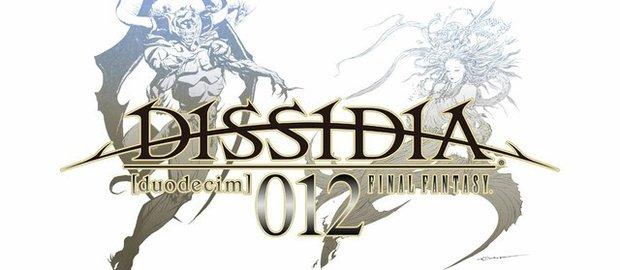 Dissidia 012[duodecim] Final Fantasy News