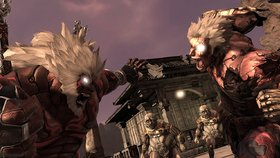 Asura's Wrath Screenshot from Shacknews