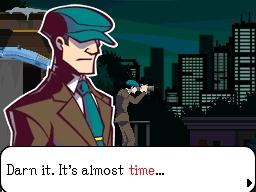 Ghost Trick: Phantom Detective Files