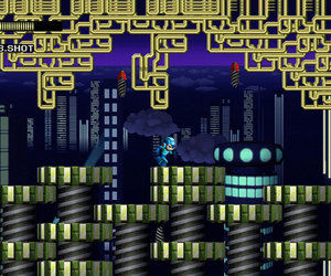 Mega Man Universe Screenshots