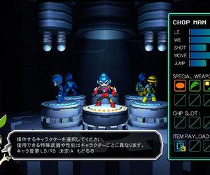 Mega Man Universe Screenshots