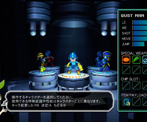 Mega Man Universe Videos