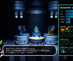 Mega Man Universe Files