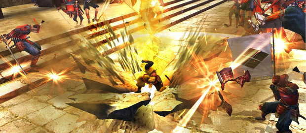 Sengoku Basara: Samurai Heroes News