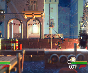 Bionic Commando Rearmed 2 Screenshots