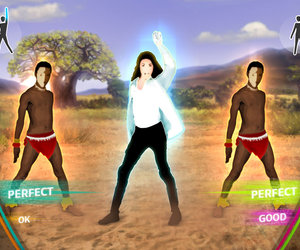 Michael Jackson: The Experience Screenshots
