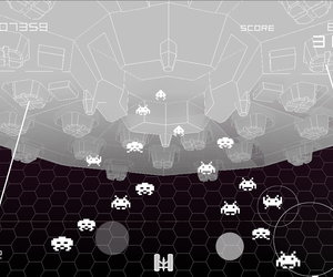 Space Invaders Infinity Gene Chat