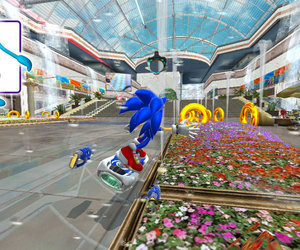 Sonic Free Riders Videos