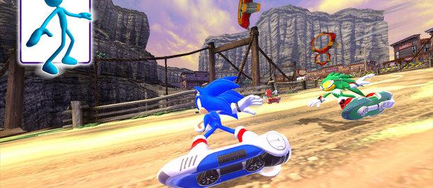 Sonic Free Riders News
