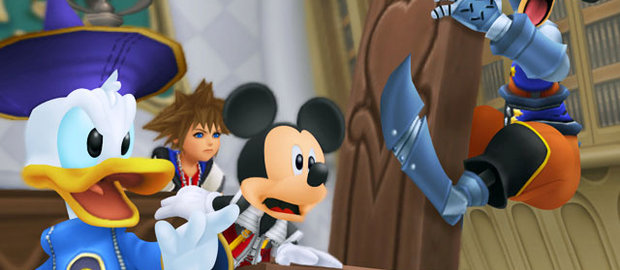 Kingdom Hearts Re:coded News