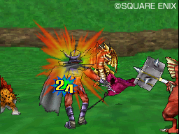 Dragon Quest Monsters: Joker 2 Chat