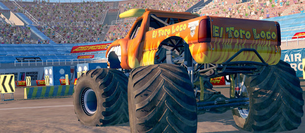 Monster Jam: Path of Destruction News