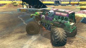 Monster Jam: Path of Destruction Screenshot from Shacknews