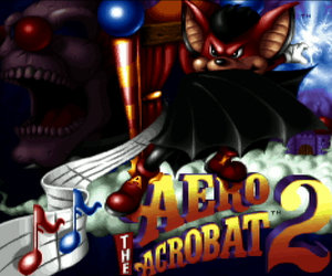 Aero the Acro-Bat 2 Screenshots