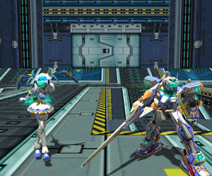 Cyber Troopers Virtual-On: Force Videos