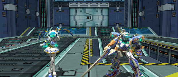 Cyber Troopers Virtual-On: Force News