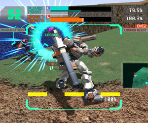 Cyber Troopers Virtual-On: Force Files