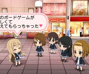 K-On! Houkago Live!! Files