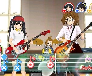 K-On! Houkago Live!! Screenshots