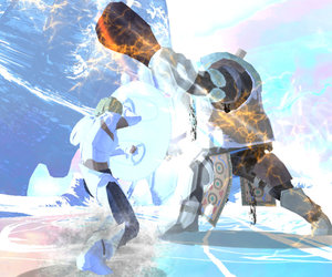 El Shaddai: Ascension of the Metatron Screenshots