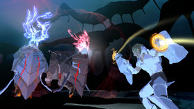 El Shaddai: Ascension of the Metatron Screenshot from Shacknews