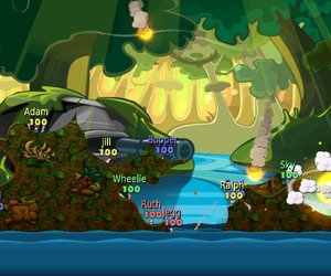 Worms: Battle Islands Files