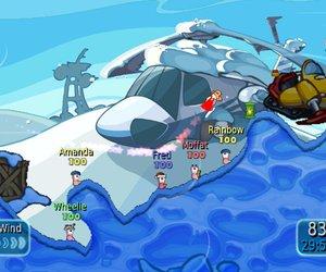 Worms: Battle Islands Screenshots