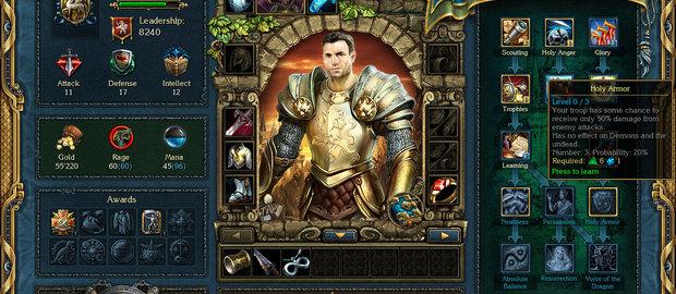 King's Bounty: Crossworlds News