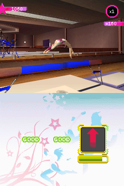 Shawn Johnson Gymnastics Screenshots
