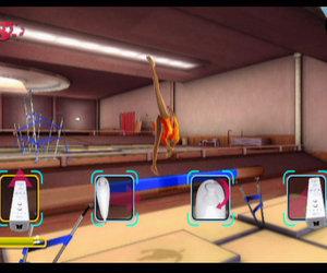 Shawn Johnson Gymnastics Screenshots