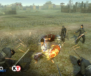 Dynasty Warriors Online Chat