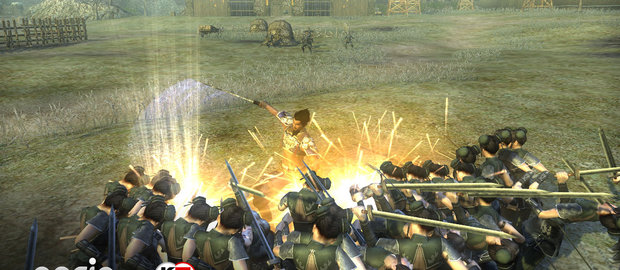Dynasty Warriors Online News