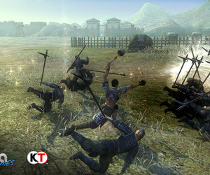 Dynasty Warriors Online Screenshots