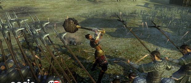 Dynasty Warriors Online News