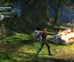 Trinity: Souls of Zill O'll Screenshots