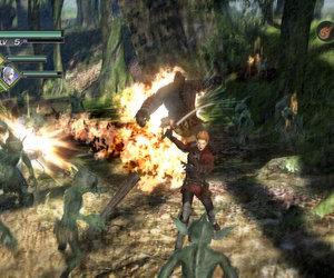 Trinity: Souls of Zill O'll Screenshots