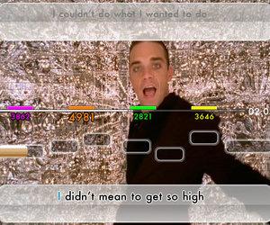 We Sing Robbie Williams Files