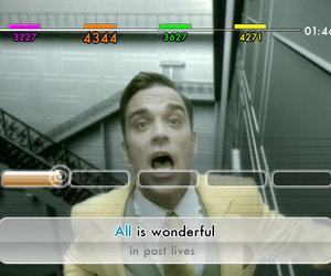 We Sing Robbie Williams Videos