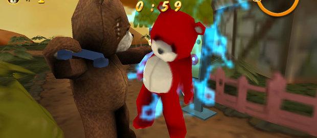 Naughty Bear News