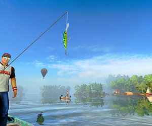 Rapala Pro Bass Fishing Screenshots