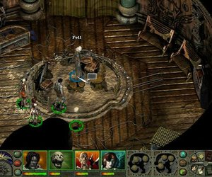 Planescape: Torment Screenshots