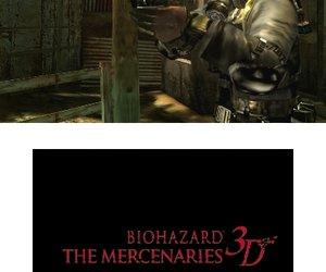 Resident Evil: The Mercenaries 3D Chat