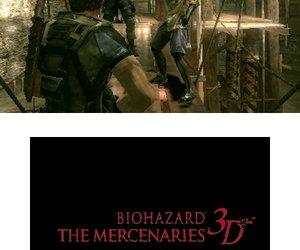 Resident Evil: The Mercenaries 3D Files