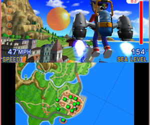 PilotWings Resort Screenshots