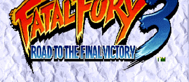 Fatal Fury 3: Road to the Final Victory News