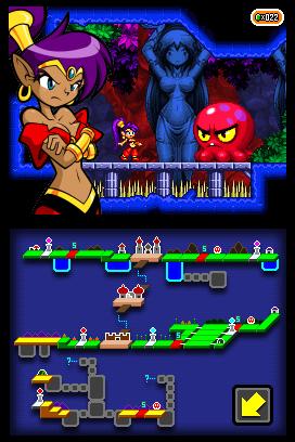 Shantae: Risky's Revenge Videos