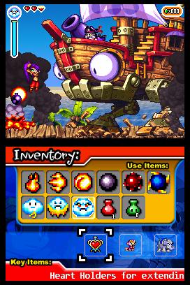 Shantae: Risky's Revenge Screenshots