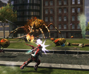 Earth Defense Force: Insect Armageddon Screenshots