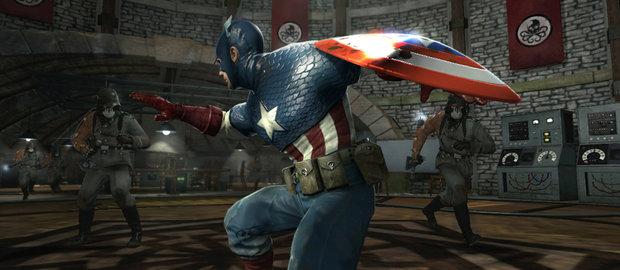 Captain America: Super Soldier News